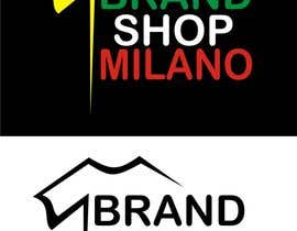 #8 for I need a logo designed.BRAND SHOP MILANO by kentoenk302
