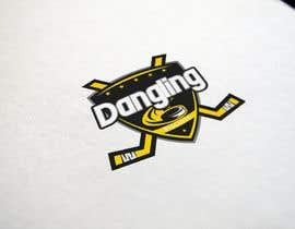 InfinityMedia1 tarafından Logo for ice hockey themed t-shirt store için no 18