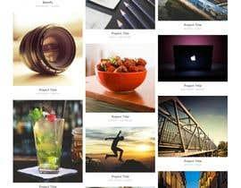 Nro 8 kilpailuun Website Portfolio Pages käyttäjältä albertaweb