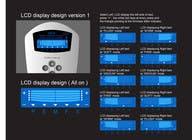 Contest Entry #16 for I need some Graphic Design to improve my current LCD display design for a remote control