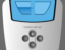 #12 untuk I need some Graphic Design to improve my current LCD display design for a remote control oleh clementalwin