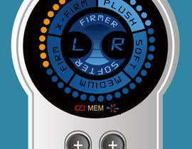 clementalwin tarafından I need some Graphic Design to improve my current LCD display design for a remote control için no 25