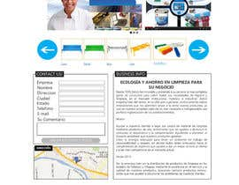 lizgatpandan tarafından Web Design for cleaning products store için no 29