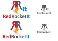 Graphic Design Contest Entry #90 for Logo Design for red rocket IT