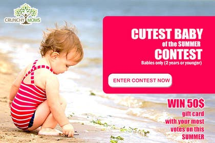 #18 for Design a Banner for Cutest Baby Contest by thecodersmart
