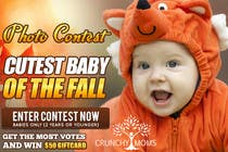 Contest Entry #22 for Design a Banner for Cutest Baby Contest