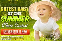 Contest Entry #23 for Design a Banner for Cutest Baby Contest