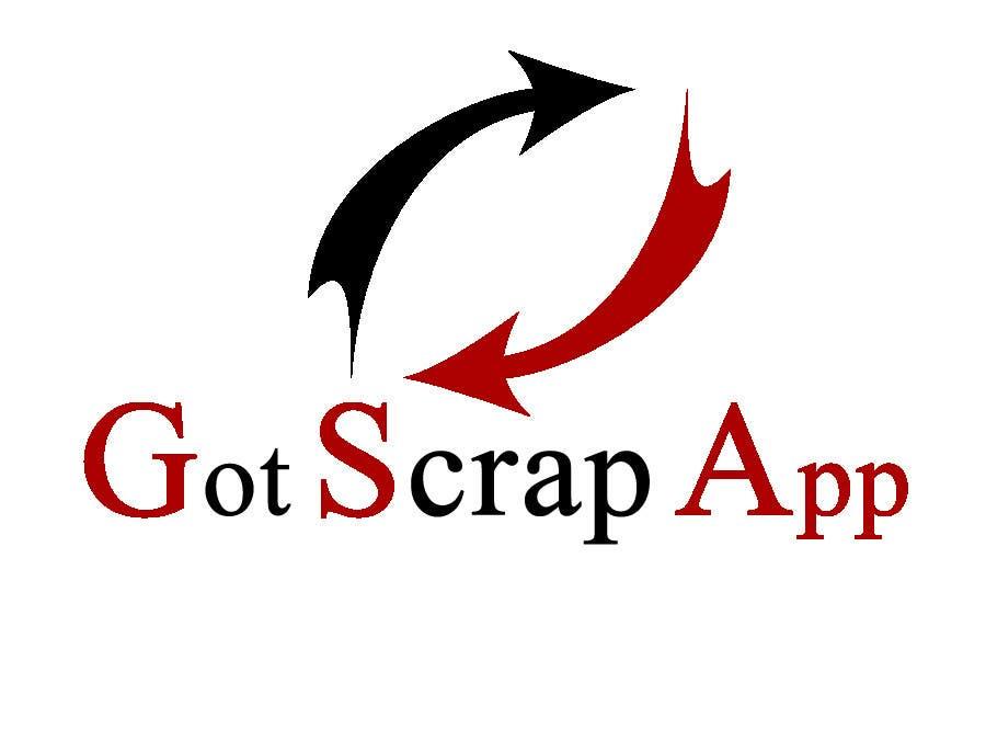 Konkurrenceindlæg #50 for Got Scrap Logo