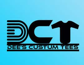 cloudz2 tarafından Design a Logo for Dee's Custom Tees (DCT) için no 66