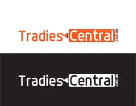 "#65 untuk Design a Logo for a company ""TradiesCentral.com.au"" oleh rajnandanpatel"