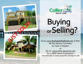 #18 untuk Design an Advertisement for Real Estate Postcard oleh adstyling