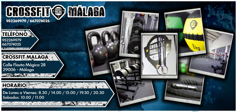 Kilpailutyö #19 kilpailussa Design a flyer for Crossfit Malaga
