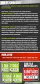 Graphic Design-kilpailutyö nro 5 kilpailussa Design a flyer for Crossfit Malaga