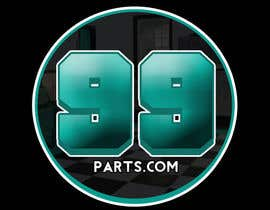 #1 para Logo for Autoparts Website ( 99parts ) por SmoothDesigns