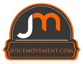 mdmirazbd2015 tarafından Design a logo and A Business Card For JuiceMovement.com için no 4
