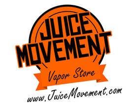 B1ll tarafından Design a logo and A Business Card For JuiceMovement.com için no 7