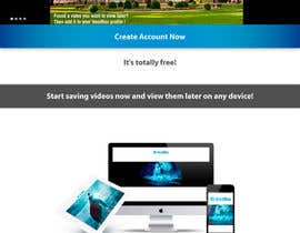 nº 22 pour Complete web design for a new video management platform par HQluhri8HQ