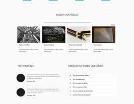 Nro 23 kilpailuun Bold-Dynamic-Creative Website Mockup Design For Karaoke Business That Pops For WordPress or PHP käyttäjältä subhanxmera