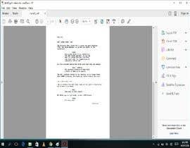 Nro 11 kilpailuun Write a professional, emotional, powerful script for a video käyttäjältä roidegu