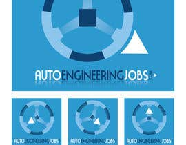 #14 para Design a Logo for AutoEngineerJobs.com por elnestbantolo