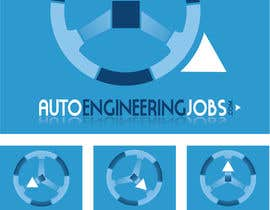 #15 para Design a Logo for AutoEngineerJobs.com por elnestbantolo