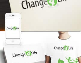 #44 cho Logo Design for Change 4 Life bởi aleksandardesign