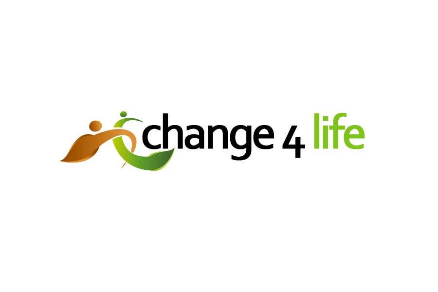 Конкурсная заявка №79 для Logo Design for Change 4 Life