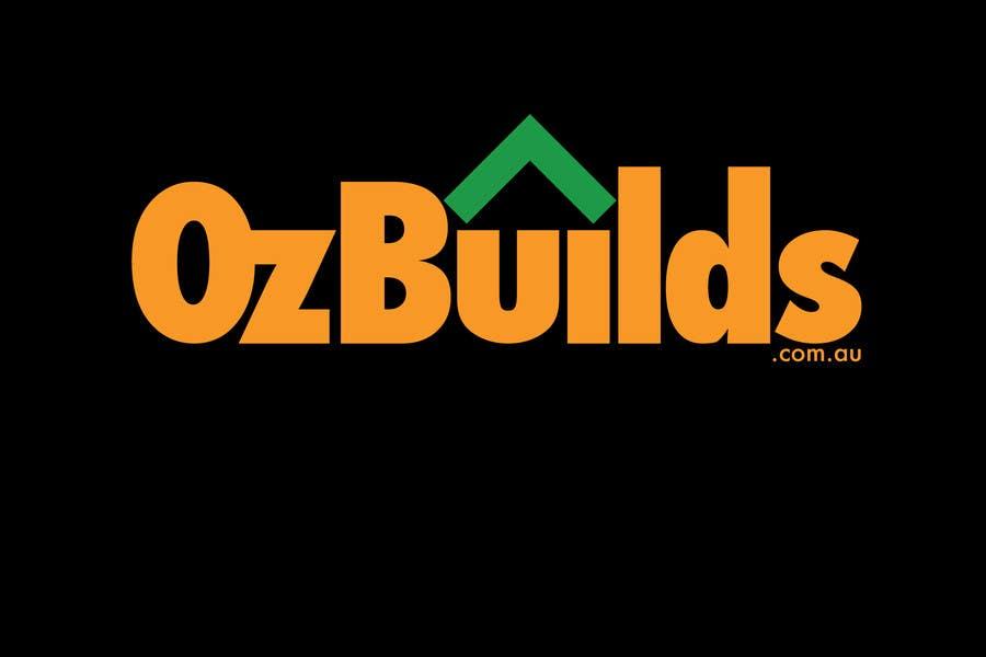 Inscrição nº 84 do Concurso para Design a Logo for OzBulds.com.au