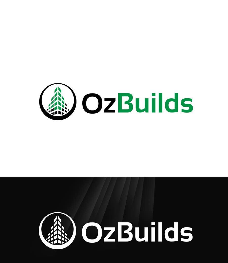 #50 for Design a Logo for OzBulds.com.au by manuel0827