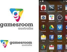 #291 for Design a Logo for gamesroom australia by akshaydesai