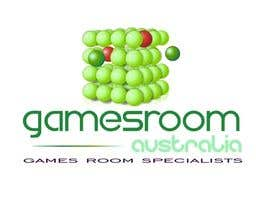 #284 for Design a Logo for gamesroom australia by Absax
