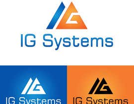 #101 for Design a Logo for IG Systems af rivemediadesign