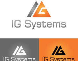 #102 for Design a Logo for IG Systems af rivemediadesign