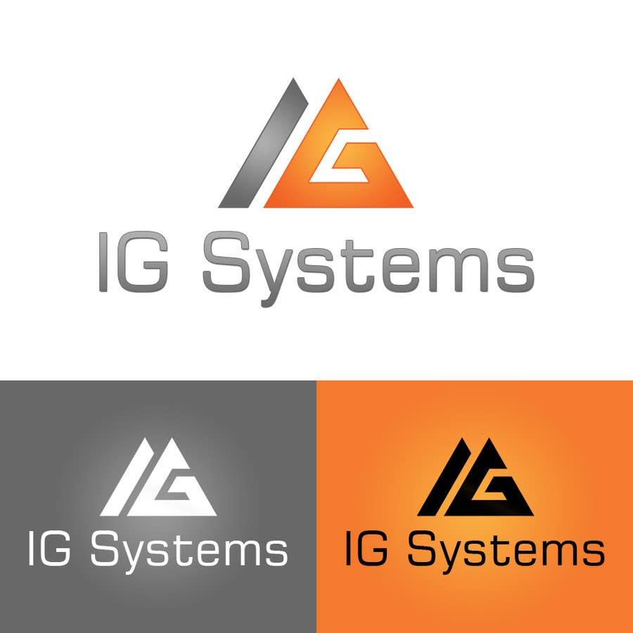 Inscrição nº 103 do Concurso para Design a Logo for IG Systems