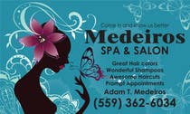 Contest Entry #128 for Design a Banner for a Salon and Spa