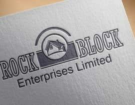 "Feladio tarafından I need a logo designed - ""Rock Block Enterprises Limited"" baseball neighborhood real estate company için no 16"