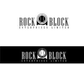 """Nro 26 kilpailuun I need a logo designed - """"Rock Block Enterprises Limited"""" baseball neighborhood real estate company käyttäjältä JaizMaya"""