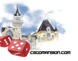 Nro 51 kilpailuun Create logo for Counter Strike: Global offensive gambling site käyttäjältä nmdxb7