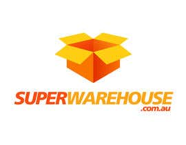 nº 536 pour Logo Design for SuperWarehouse par logoflair