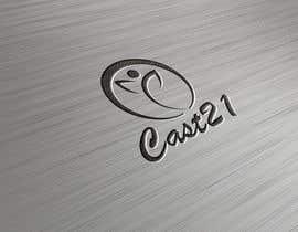 Nro 47 kilpailuun Design a Logo: Cast21 käyttäjältä sajeda2020