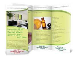 darkoosk tarafından Design a Brochure for Odor Removal Service için no 13