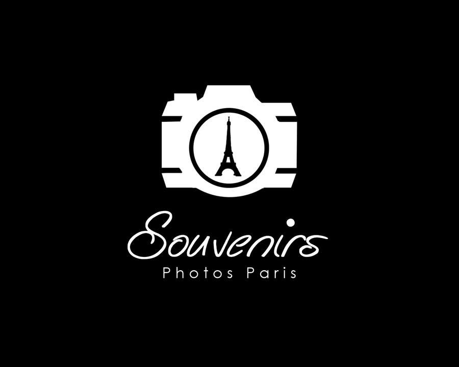 Contest Entry #5 for Logo for photographer in Paris