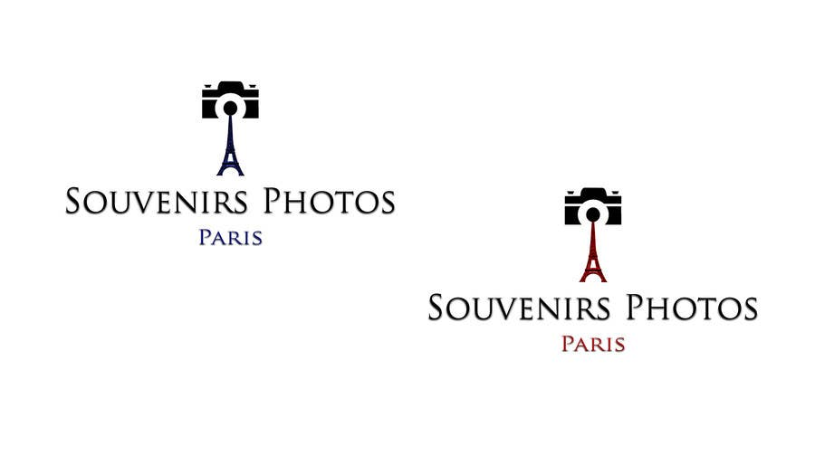 Contest Entry #9 for Logo for photographer in Paris
