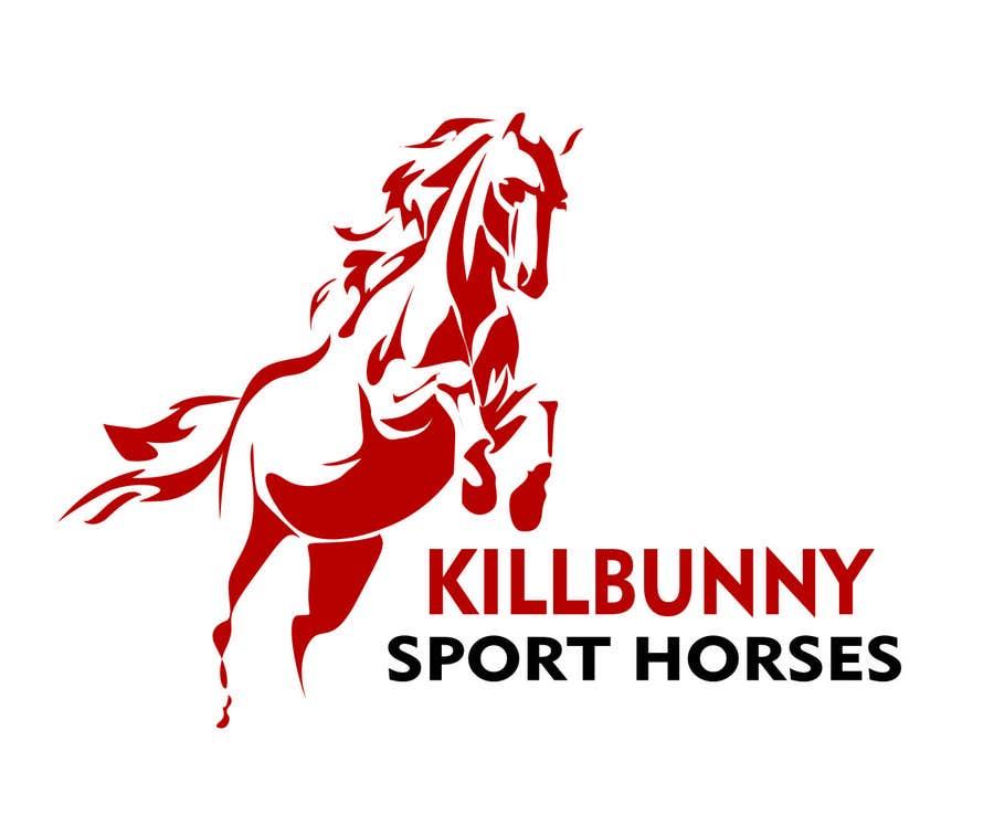 Penyertaan Peraduan #32 untuk Design a Logo for a business that produces sport horses
