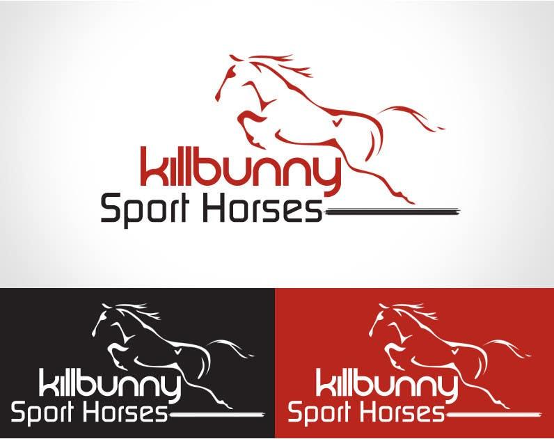 Penyertaan Peraduan #10 untuk Design a Logo for a business that produces sport horses