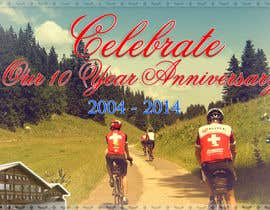 #31 for Design a Banner for our 10 year anniversary by dindinlx