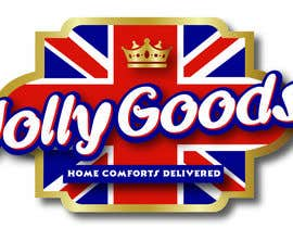 #105 for Design a Logo for Jolly Goods by cgoldemen1505