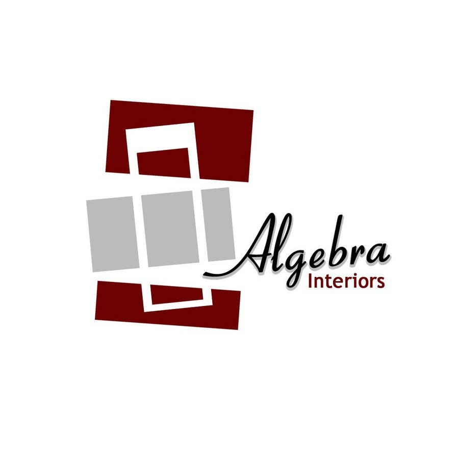 Inscrição nº 65 do Concurso para Logo Design for Algebra Interiors