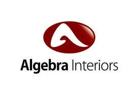 #10 para Logo Design for Algebra Interiors por smarttaste
