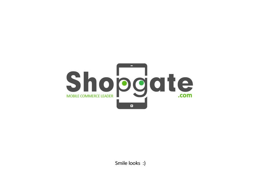 Penyertaan Peraduan #141 untuk Design a Logo for Shopgate.com
